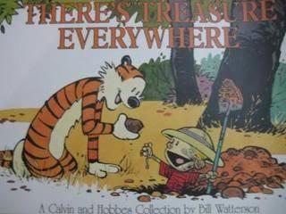 Calvin treasure