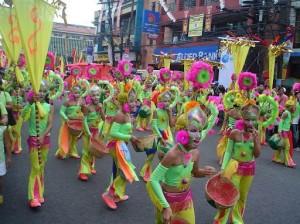 Masskara 2007, street dance