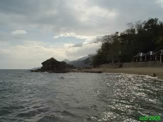 La Luz's shoreline.
