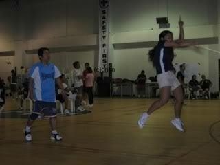 badmintonflight