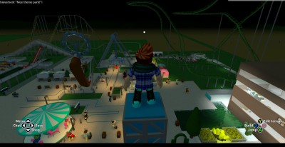 Roblox Marcus Can Blog - xbox one roblox theme park tycoon controls