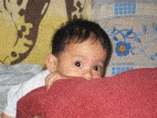 Marcus peeks